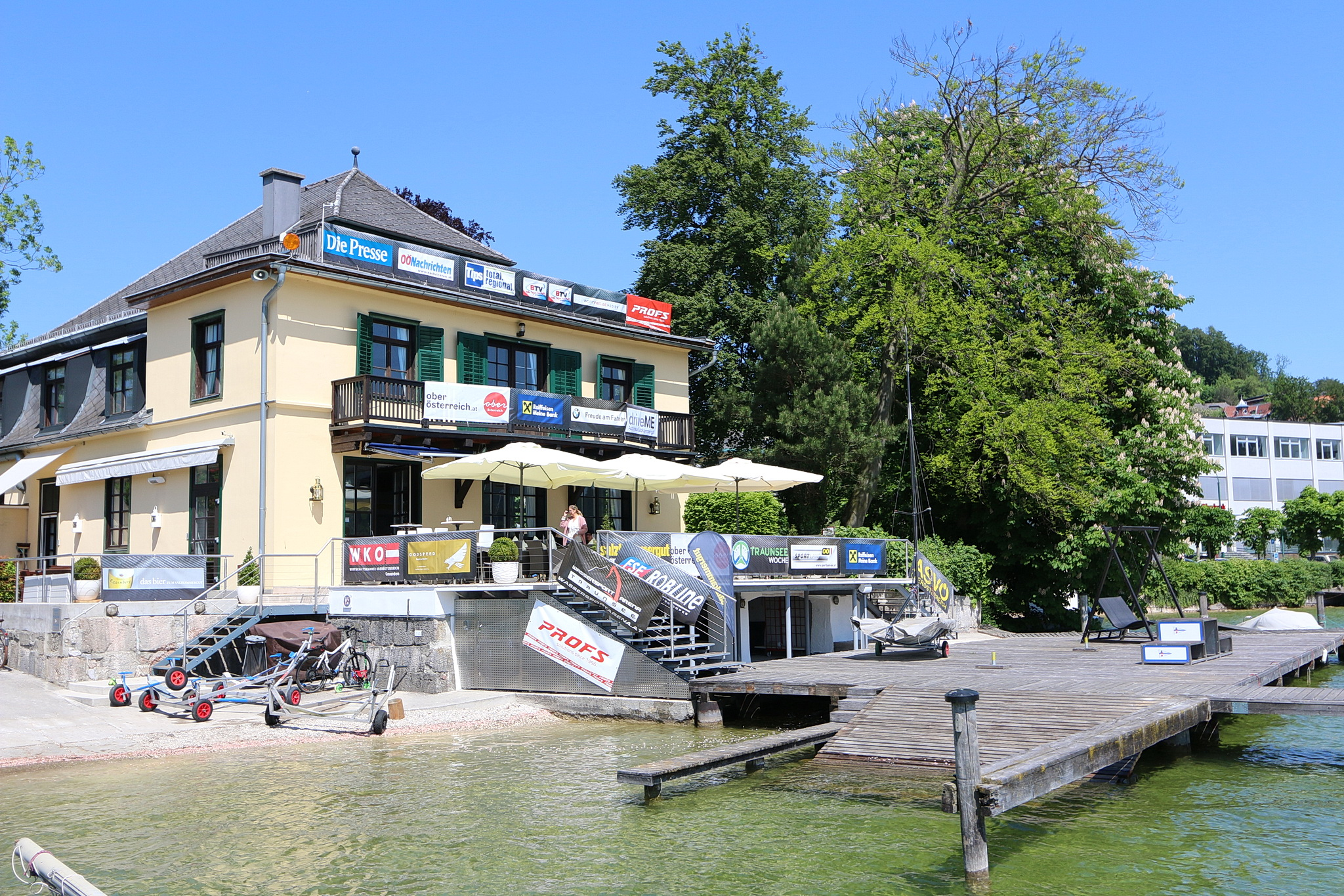 Union Yacht Club Traunsee